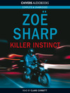 Killer Instinct (MP3): Charlie Fox Series, Book 1