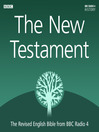 The New Testament (MP3): The Gospel of Luke