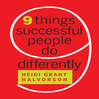 Nine Things Successful People Do Differently (MP3)