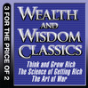 Wealth and Wisdom Classics (MP3): Think and Grow Rich; The Science of Getting Rich; The Art of War