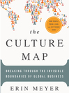 The Culture Map (MP3): Breaking Through the Invisible Boundaries of Global Business