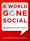 A World Gone Social (MP3): How Companies Must Adapt to Survive