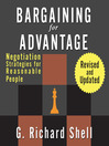 Bargaining for Advantage (MP3): Negotiation Strategies for Reasonable People