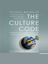 The Culture Code (MP3): An Ingenious Way to Understand Why People around the World Live and Buy As They Do