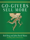 Go-Givers Sell More (MP3)