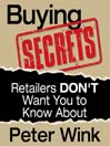 Buying Secrets Retailers Don't Want You to Know (MP3)
