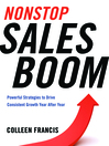 Nonstop Sales Boom (MP3): Powerful Strategies to Drive Consistent Growth Year After Year