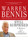 Still Surprised (MP3): A Memoir of a Life in Leadership