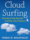 Cloud Surfing (MP3): A New Way to Think About Risk, Innovation, Scale, and Success