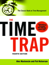 The Time Trap (MP3): The Classic Book on Time Management