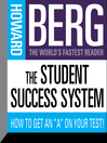 "The Student Success System (MP3): How to Get an ""A"" on Your Test!"