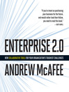 Enterprise 2.0 (MP3): New Collaborative Tools for Your Organization's Toughest Challenges