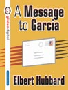 A Message To Garcia (MP3)