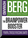 The Brainpower Booster (MP3): Seven Powerful Strategies For Becoming Smarter