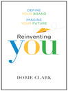 Reinventing You (MP3): Define Your Brand, Imagine Your Future