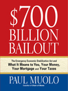 $700 Billion Bailout (MP3): The Emergency Economic Stabilization Act and What It Means to You