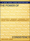 The Power of Consistency (MP3): Prosperity Mindset Training for Sales and Business Professionals