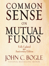 Common Sense on Mutual Funds (MP3): Fully Updated 10th Anniversary Edition