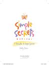 Simple Secrets (MP3): 7 Principles to Inspire Success