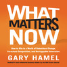 What Matters Now (MP3): How To Win In a World of Relentless Change, Ferocious Competition, and Unstoppable Innovation