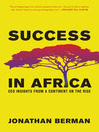 Success in Africa (MP3): CEO Insights from a Continent on the Rise