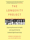 The Longevity Project (MP3): Surprising Discoveries For Health And Long Life From The Landmark Eight-Decade Study
