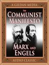 The Communist Manifesto (MP3)