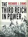 The Third Reich in Power (MP3)