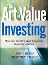 The Art of Value Investing (MP3): Essential Strategies for Market-Beating Returns