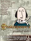 Shakespeare's Greatest Hits (MP3)