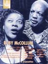 Ruby McCollum (MP3)
