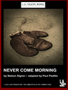 Never Come Morning (MP3)
