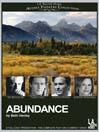 Abundance (MP3)