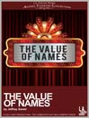 The Value of Names (MP3)