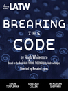 Breaking the Code (MP3)