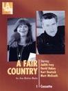 A Fair Country (MP3)