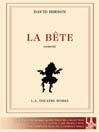 La Bete (MP3)
