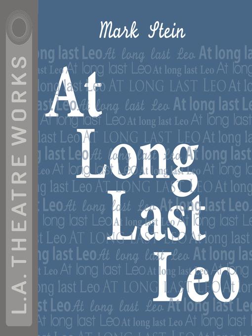 At Long Last Leo (MP3)