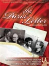 The Paris Letter (MP3)