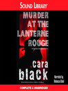 Murder at the Lanterne Rouge (MP3): Aimee Leduc Series, Book 12