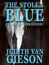 The Stolen Blue (MP3): Claire Reynier Series, Book 1