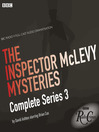 McLevy, Series 3 (MP3): The Complete Series