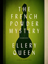 The French Powder Mystery (MP3)