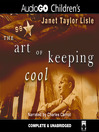 The Art of Keeping Cool (MP3)