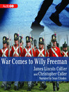 War Comes to Willy Freeman (MP3): Arabus Family Saga, Book 1