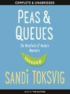 Peas and Queues (MP3): The Minefield of Modern Manners