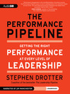 The Performance Pipeline (MP3): Getting the Right Performance at Every Level of Leadership