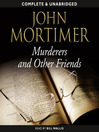 Murderers and Other Friends (MP3)