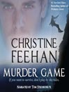 Murder Game (MP3): GhostWalkers Series, Book 7