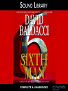 Sixth Man By David Baldacci